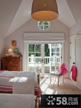 经典的古典欧式风格装修效果图儿童房图片