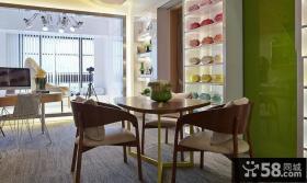 现代简约设计家居餐厅装修图片