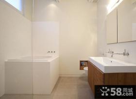 温馨质朴的简约风格装修效果图卧室图片