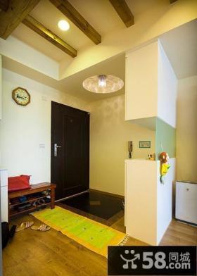 北欧室内玄关装饰设计效果图片