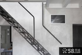 家装复式楼梯装修