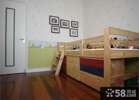现代风格小户型装修儿童房图片大全