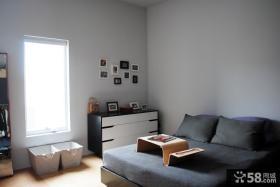 10平米现代卧室装修效果图欣赏