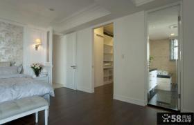 简约日式风格复式四居室室内设计效果图
