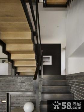 家庭错层楼梯设计图