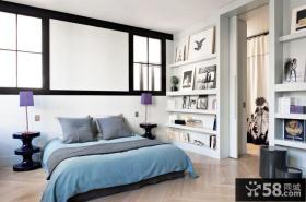 大户型公寓卧室布置效果图片
