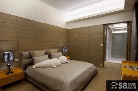 现代风格别墅卧室设计装饰效果图