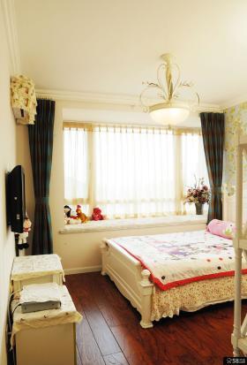 儿童卧室装修效果图大全2015图片