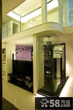 简约现代设计室内电视背景墙图大全欣赏