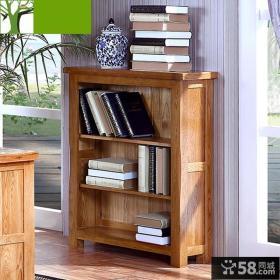 阳台小书柜设计图