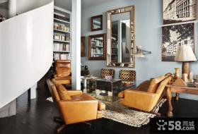 古典美式别墅设计室内装修图片