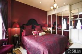 婚房卧室壁纸