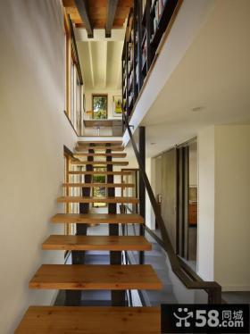 美式装修风格楼梯图