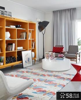 复式楼客厅设计图片