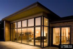 设计室内别墅窗户效果图