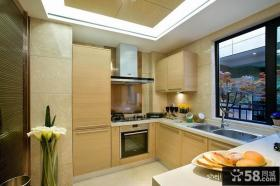 优质开放式厨房装修效果图大全2013图