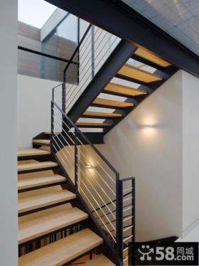 现代家装设计楼梯效果图欣赏大全