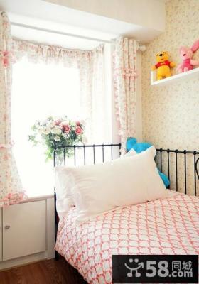 可爱卧室设计效果图