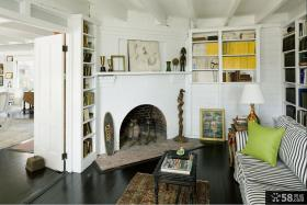家装设计室内书房效果图大全