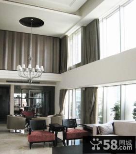 现代经典别墅室内家装效果图片