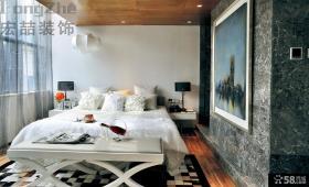 现代简约风格卧室装修图大全