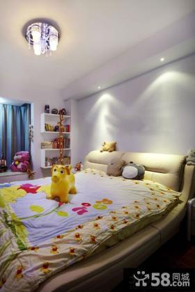 日式家庭设计6平米卧室图片