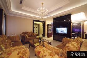 欧式别墅室内装饰