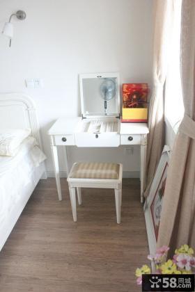 卧室家具欧式梳妆台装修效果图