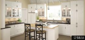 简欧整体厨房橱柜效果图片