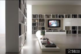 北欧时尚奢华电视背景墙