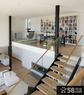 现代室内楼梯装修