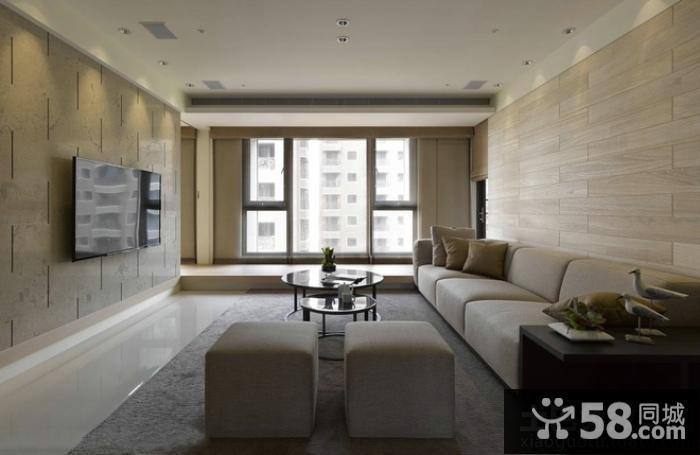 家庭装修室内设计客厅电视背景墙图片大全