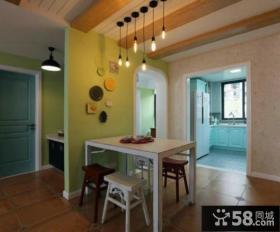 简约室内设计小餐厅图片
