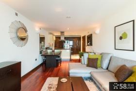 小户型室内客厅装修效果图大全2012图片
