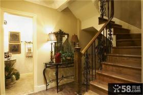 欧式家装楼梯设计