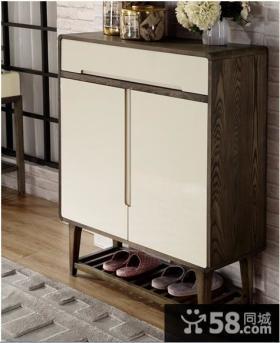 入户玄关鞋柜设计