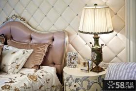 最新欧式卧室灯具图片