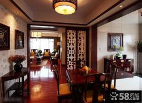 中式风格餐厅家具设计