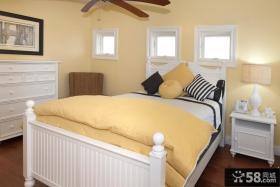 卧室装修简欧风格家具图片