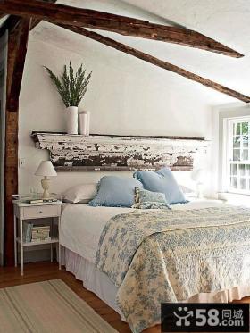 家装简单卧室设计效果图欣赏大全