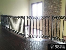 铁艺阳台护栏图片
