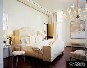 欧式简约卧室装修效果图大全2012图片 主卧室装修图片