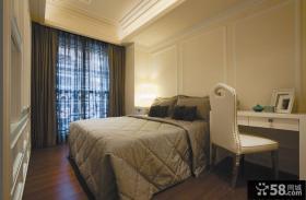 新古典风格卧室家居设计装修效果图