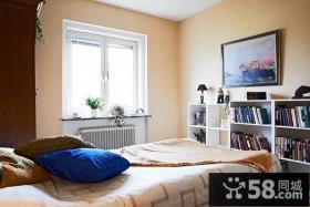 45平米超小户型卧室装修效果图大全2014图片