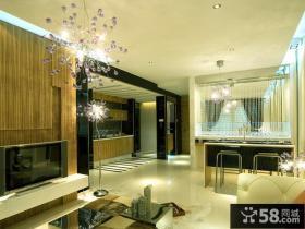 现代小户型室内设计效果图大全