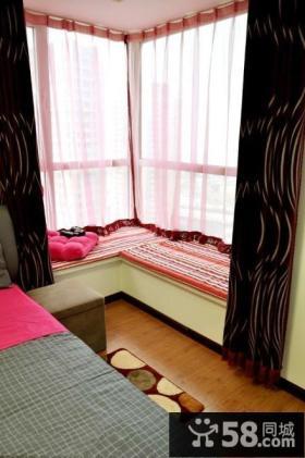 优质卧室飘窗装修效果图片欣赏