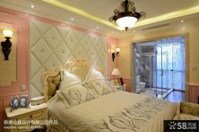 欧式别墅卧室装修效果图欣赏