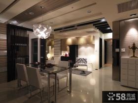 时尚现代家居餐厅设计