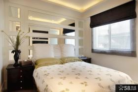 简欧家庭设计卧室图片大全