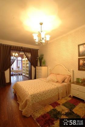 简欧风格室内设计卧室吊顶效果图大全欣赏